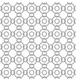 Geometric seamless pattern background decorating