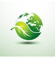 green earth4 vector image vector image