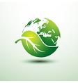 green earth4 vector image