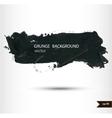 Splash banners Grunge background vector image