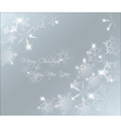 abstract christmas vector image vector image