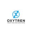 ox logo vector image