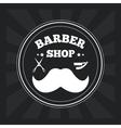 Barber shop design hair salon Stylist icon vector image vector image