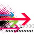 contemporary art vector image vector image