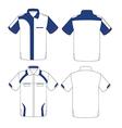 uniform design vector image