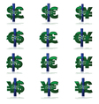 Currency conversion vector image