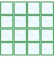 seamless pattern marble tiles vector image vector image