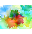 abstract colorful background happy holi festival vector image vector image
