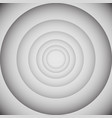 abstract of gradient gray color in circle shape vector image