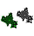 north central province democratic socialist vector image vector image