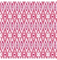 Ethnic hand drawn seamless pattern vector image vector image