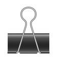 clip black vector image