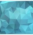 Geometric triangular mosaics background vector image