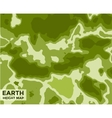 Global Earth Map on background Texture vector image vector image