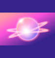 gradient background futuristic abstract vector image vector image