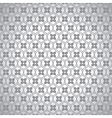 grey shiny small flower pattern background vector image vector image
