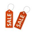 Retro Sale Labels Set vector image
