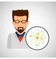 Character scientist chemistry molecular