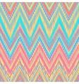 Aztec zigzag vector image vector image