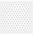 3d diamonds pattern vector image