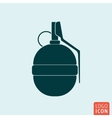 Grenade icon isolated vector image vector image
