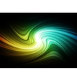 Smooth Colorful Abstract Background vector image vector image