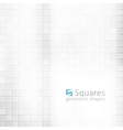 abstraction squares vector image vector image