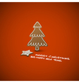 Christmas card  ginger breads vector | Price: 1 Credit (USD $1)