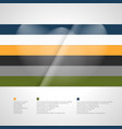 line infographic background design vector image