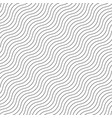 waves geometric seamless pattern simple black and vector image