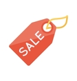 Sale label badge vector image vector image
