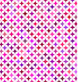 Multicolor star pattern background design vector image vector image