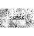 grunge scratch elements background and texture vector image vector image