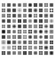 mega set one hundred original and unique vector image vector image