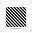 abstract square lines geometric shape vector image vector image