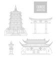 chinese architecture landmarks oriental