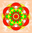 onam hindu festival kerala in india 4 september vector image vector image