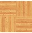 Square Parquet Seamless Floor Pattern vector image