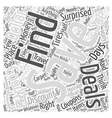 discount coupons Word Cloud Concept vector image vector image