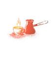 natural arabic coffee preparation equipment