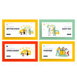 family property and life insurance food vector image