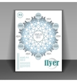 modern brochure design vector image vector image