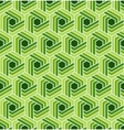 seamless pattern Modern geometric texture vector image