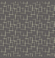 1950s retro style pattern background vector image vector image