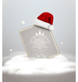 festive background for the New Year and Christmas vector image vector image