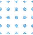 labyrinth icon pattern seamless white background vector image vector image