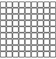 seamless mosaic squares pattern or vector image