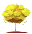 Tree Isolated Cartoon vector image vector image