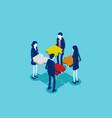 Business teamwork concept business