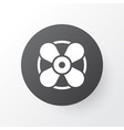 fan icon symbol premium quality isolated vector image vector image